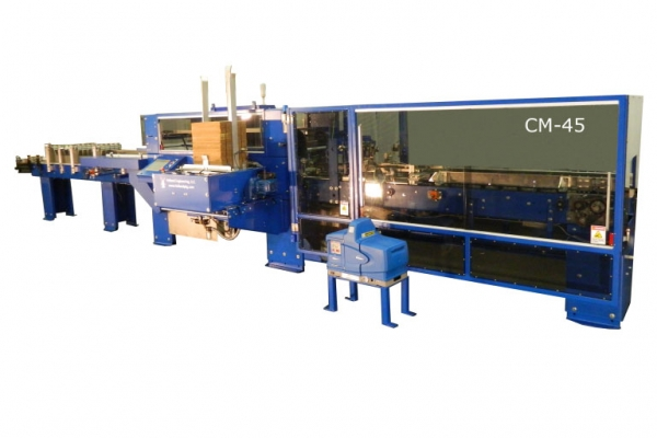 Automatic Medium Speed Tray Packing Machines