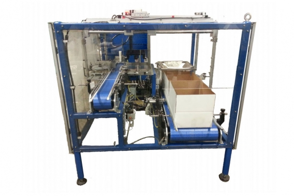 Automatic Pick & Place Case Packers