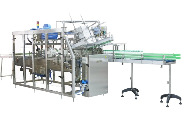 Automatic Low Speed Compact Tray Packing Machines